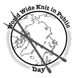 Día del tejido en público