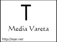 Punto basico de crochet: Media Vareta